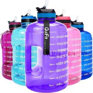 QuiFit Gallon Water Bottle